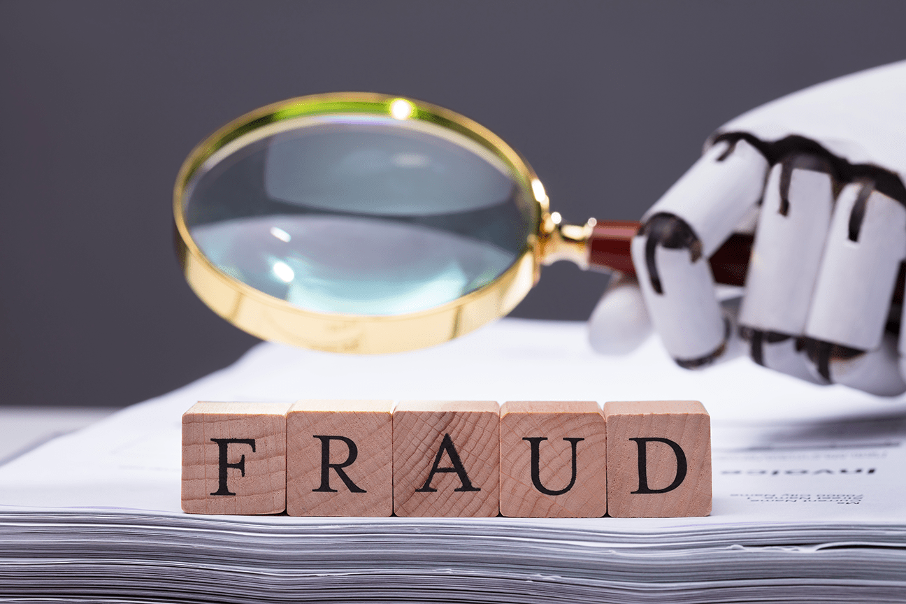 Fraud Robotic Data Quality