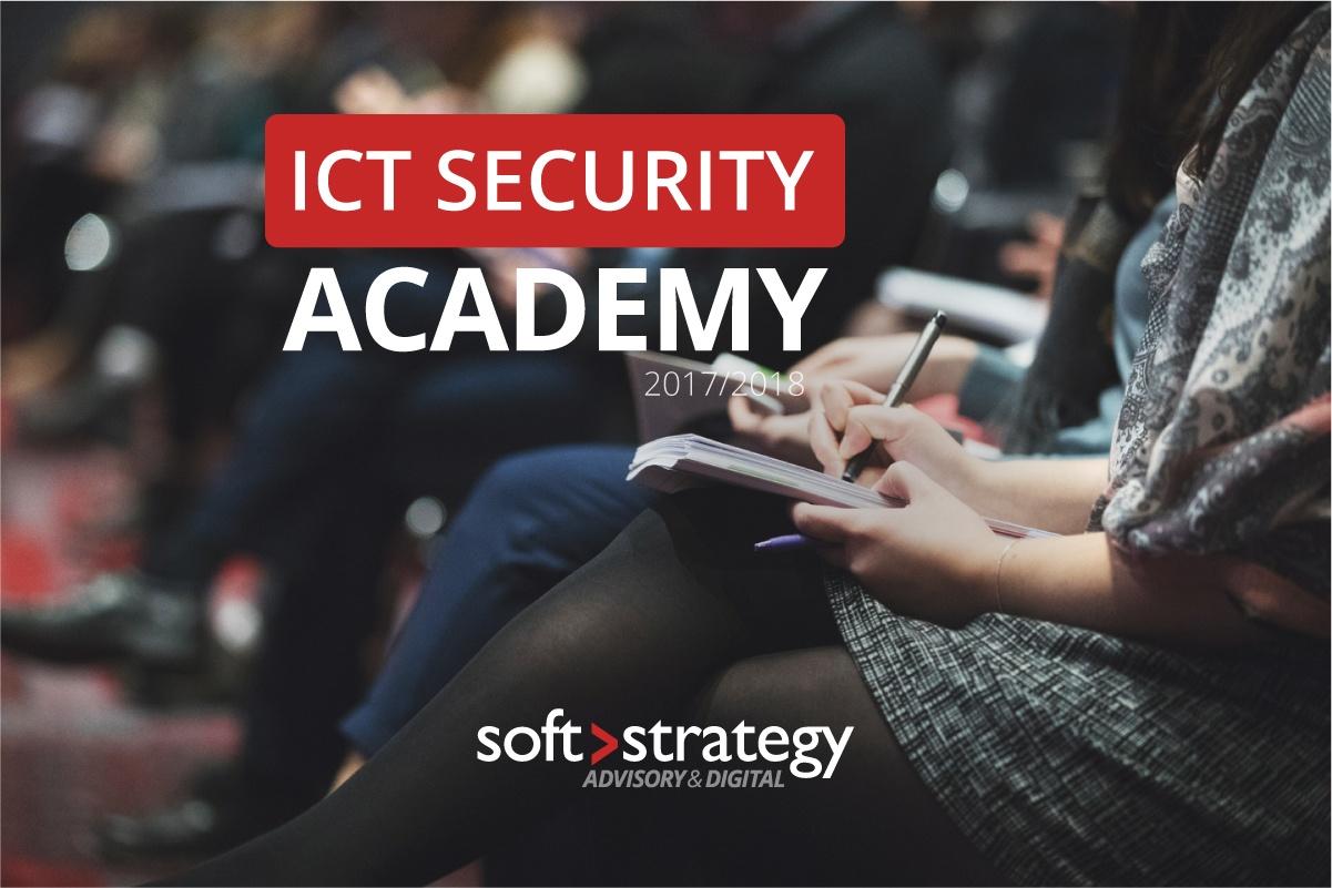 ICT Security Academy 2017: sono aperte le iscrizioni