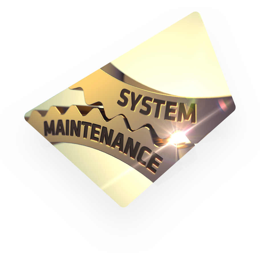 Maintenance System Program Management - Foto