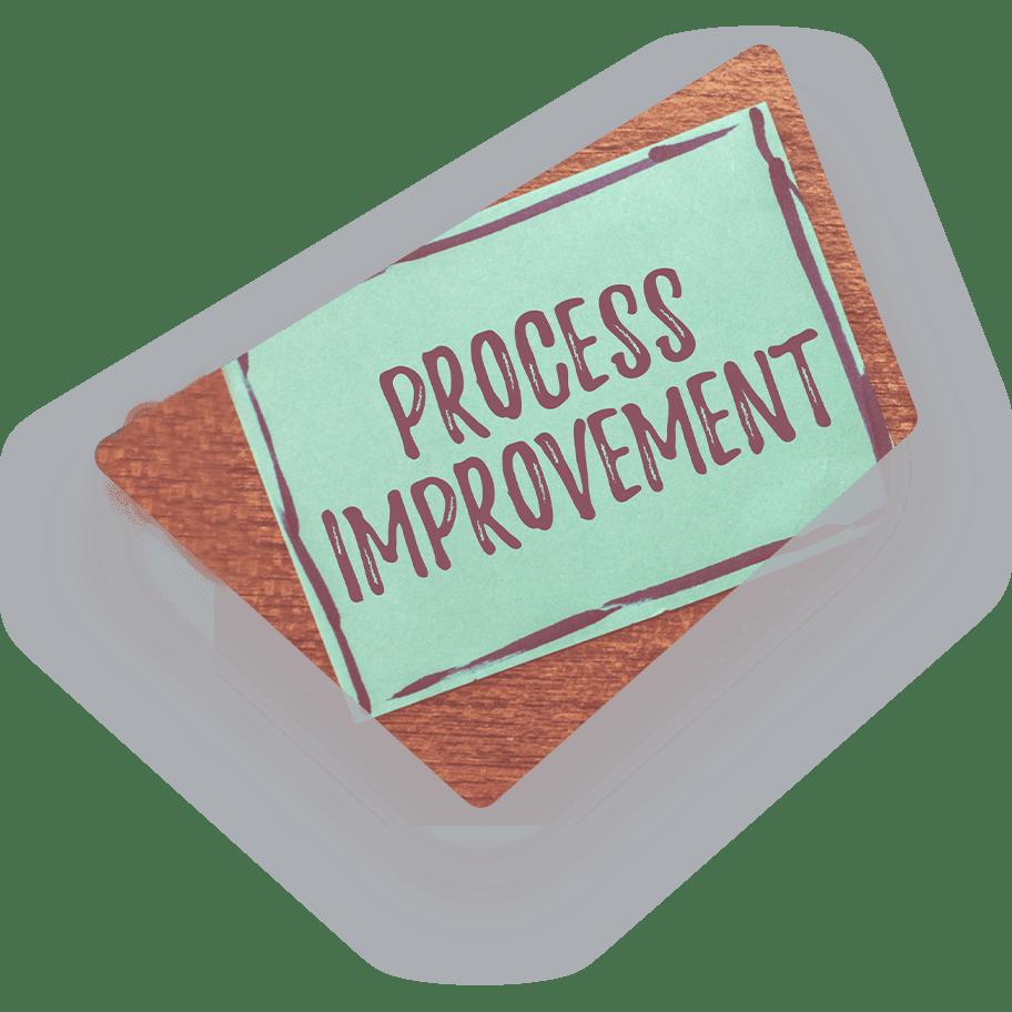 Programma di trasformazione dei processi di produzione - Foto
