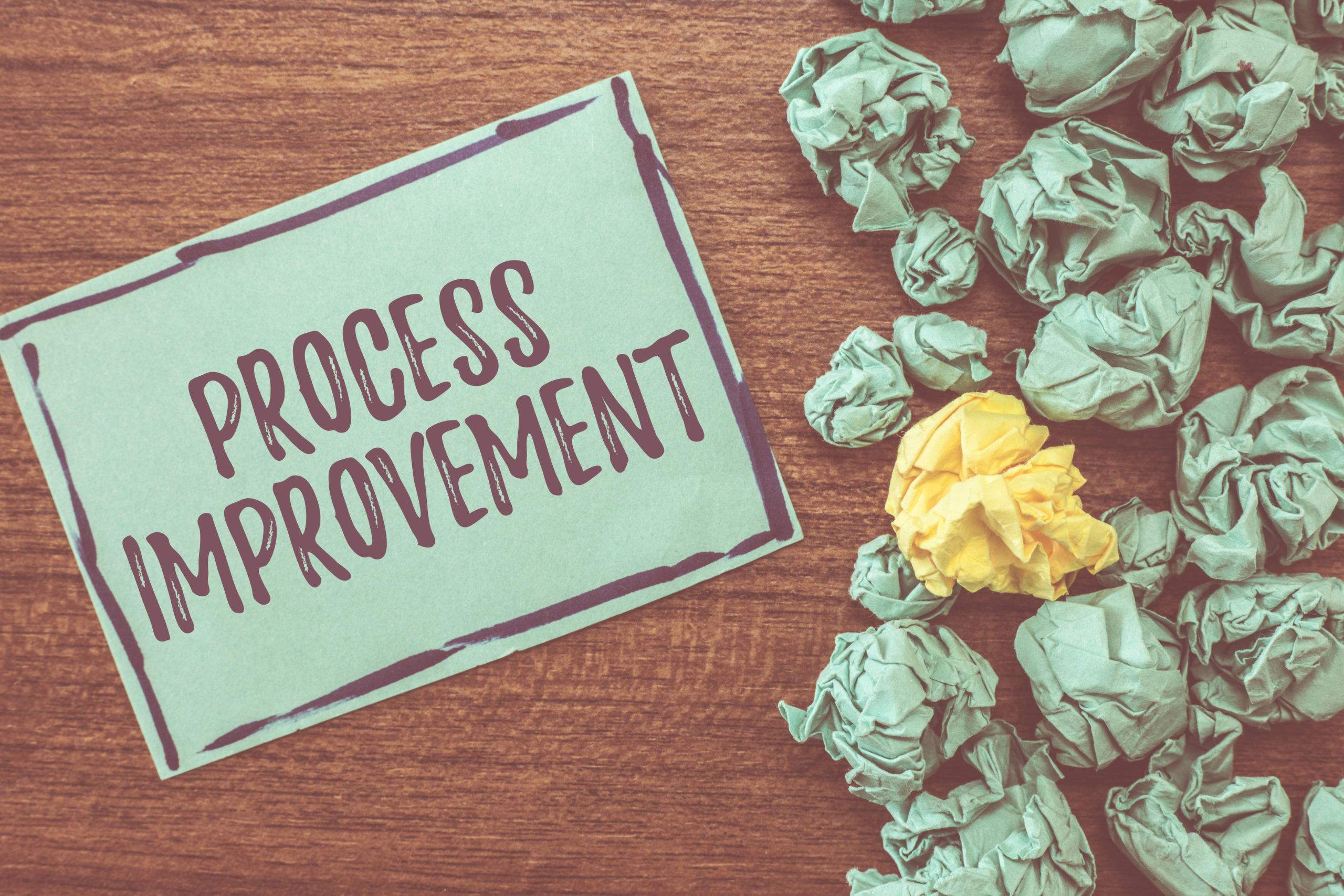 Programma di trasformazione dei processi di produzione