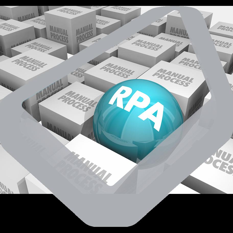 Robotic Process Automation - Foto