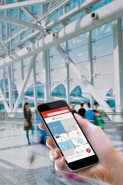 Indoor Positioning e A/R: le soluzioni #IoE di Soft Strategy